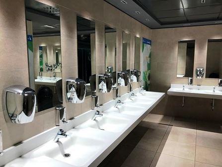 Accessori bagni pubblici