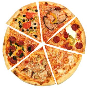 Servizio pizza