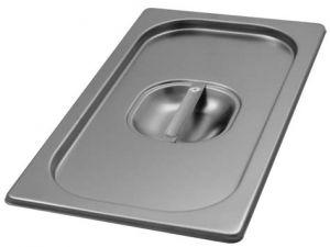 CPR1/3 Coperchio 1/3 in acciaio inox AISI 304