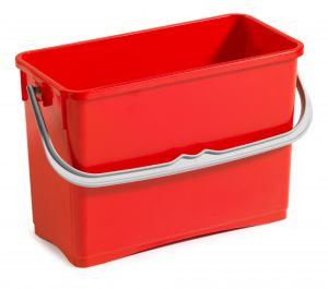 0R003253 Secchio 8 L - Rosso