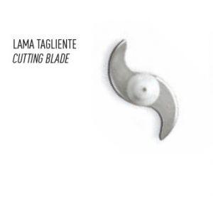 FCU112S Lama seghettata - dentata  per cutter L3 Fama