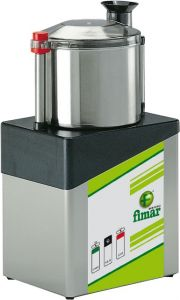 CL5M Cutter elettrico 750W 1400 giri capacità 5 litri - Monofase