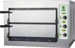 MINIM Fornetto elettrico 2 camere 50x50x11h Monofase
