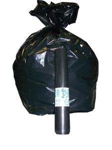 T798080 Rotolo da 10 sacchi da 130 litri neri (x 20 rotoli)