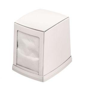 T908051 Portatovaglioli da tavolo ABS bianco