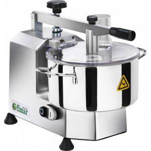 BC8NV Cutter elettrico 750W variatore velocità capacità 8 litri